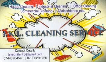 BMM PROMO { JKL CLEANING SERVICE}